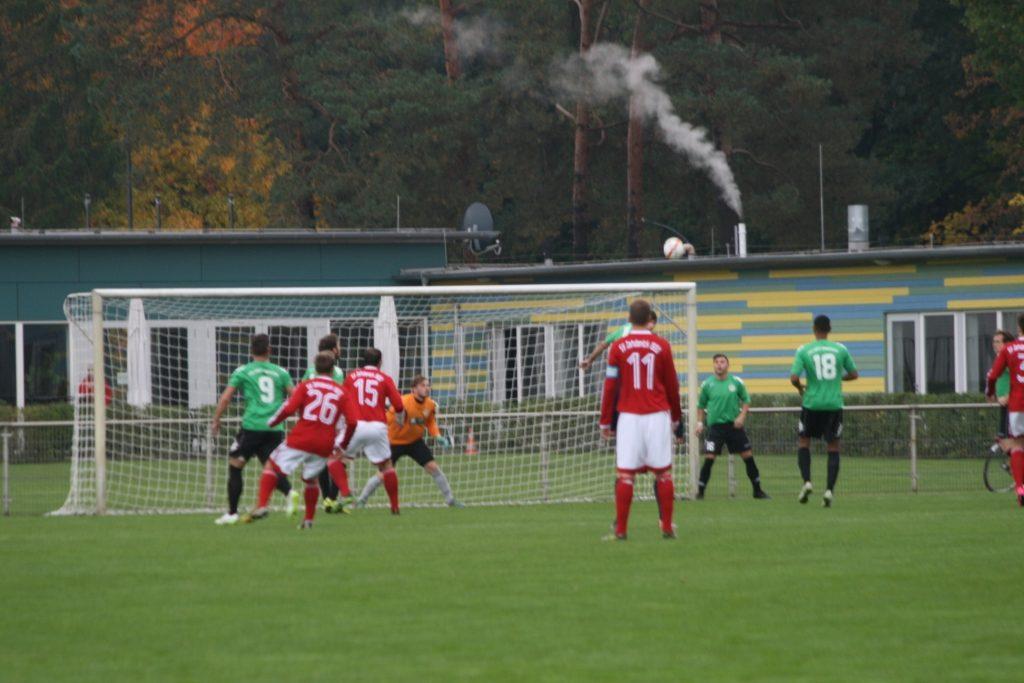 Borgsdorf Hinspiel 2015/16