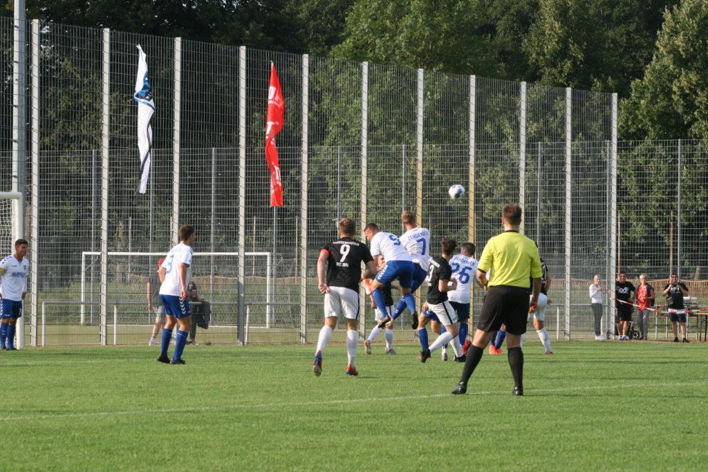 TuS Sachsenhausen 1.Spieltag