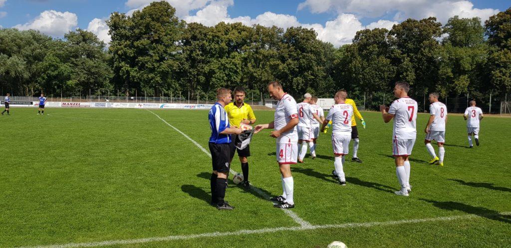 Ü35: Freundschaftsspiel gegen Union Berlin